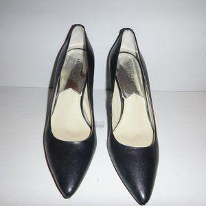 Michael Kors Black Pointed Heels